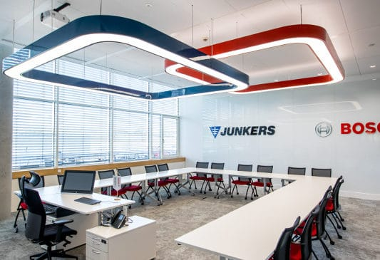 Centrum Szkoleniowe Junkers-Bosch z nowymi salami