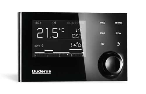 Buderus Logamatic RC310